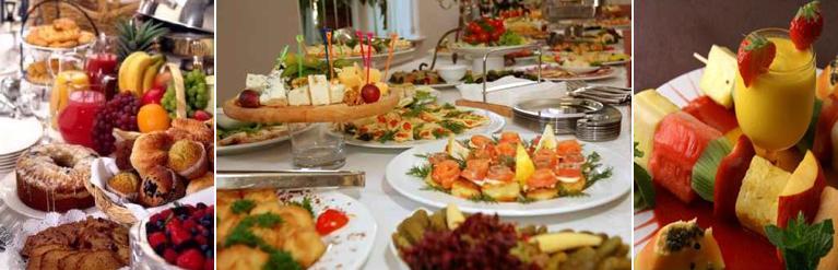 Recepção de casamento | café da manhã e café da tarde 6