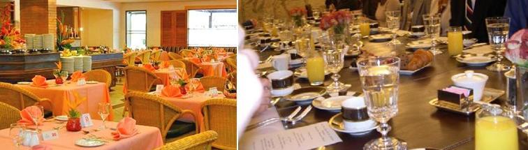 Recepção de casamento | café da manhã e café da tarde 2