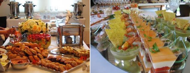 Recepção de casamento | café da manhã e café da tarde 3